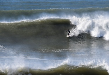 Big wave shell