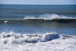 Paddle big wave
