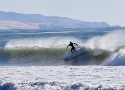 Surfer right dunes
