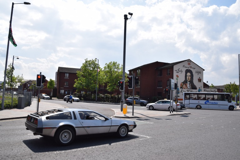 Delorian Sandy Row