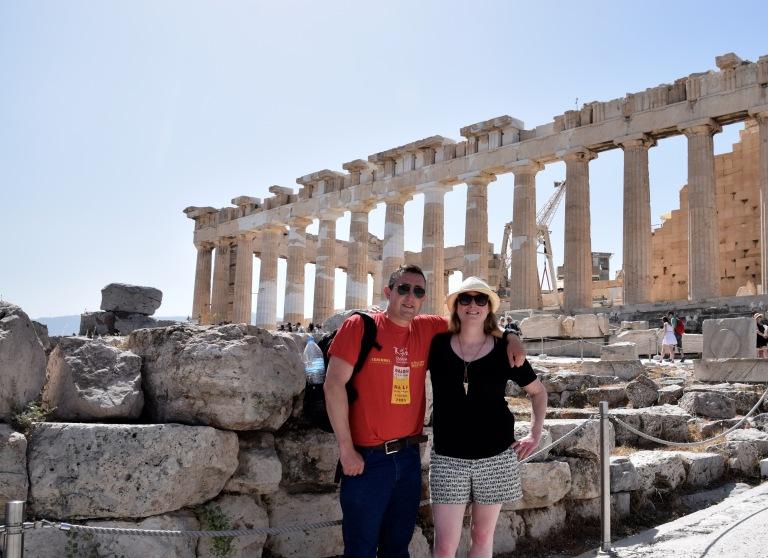 Montagues at Parthenon